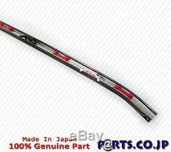 Honda Cr-x Del Sol Eg1 Ej4 Molding Fr Windshield Side Lh+rh Set 73162-sr2-003 2u