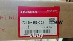 Honda Genuine CRX EF8 Front Glass Window Molding Windshield 88-91 73150-SH2-305