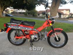 Honda Genuine OEM Front Luggage Rack 1969-1986 CT110 CT90 Trail 90 110 postie
