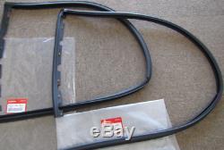Honda Genuine Oem CIVIC Eg4 Eg6 1995 Front Door Sub Seal Left&right Set
