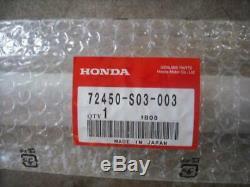 Honda Genuine Oem CIVIC Ek9 Fornt Door Window Molding Weather Strip Left Side