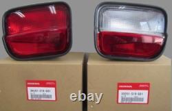 Honda Genuine Oem Cr-v 19952002 Lhd Rear Tail Lamp Unit/assy Left & Right Set