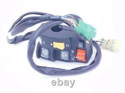 Honda Left Handlebar Switch 1998-2004 Trx450fe Foreman Es Genuine Oem