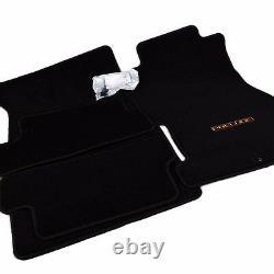 Honda Prelude FLOOR MAT CARPET SET LHD ELEGANCE Genuine 1997-2001 NEW S30