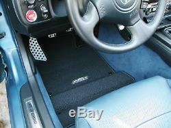 Honda S2000 FLOOR MAT CARPET SET LHD Genuine OEM S2K 2008-2009 BLACK PREMIUM