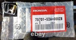 Honda S2000 FRONT AND REAR EMBLEM JDM H BLACK Genuine OEM Badge S2K AP1 AP2