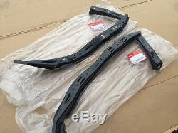 JDM 06-11 Honda Civic Type R FD2 conversion bumper support headlight bracket set