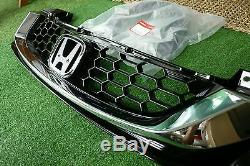 Jdm 2014 Honda Civic Fb Ex Si Sedan Front Bumper Hood