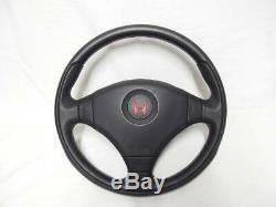 JDM HONDA INTEGRA DC2 TYPE R Steering Wheel Genuine MOMO OEM Express delivery