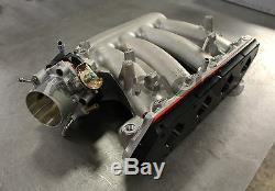 K20 to H22 Clipped RBC Intake Manifold & Skunk2 Alpha 70mm Throttle Body