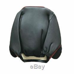 Luxury Car Seat Cover Full Set PU Leather 5-Seat SUV Interior Accessory Cushion