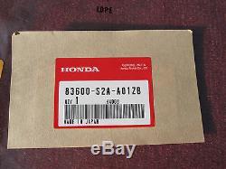 NEW Genuine OEM Honda S2000 Red Carpet Floor Mat Set 83600-S2A-A01ZB