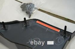 NEW OEM Under body Spoiler RearcolorCrystal Black Pearl 08F03-TBG-110