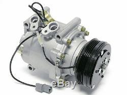 New AC A/C Compressor Fits 1996 1997 1998 1999 2000 Honda Civic L4 1.6L