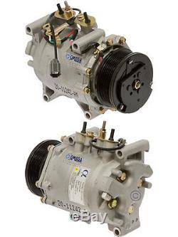 New AC A/C Compressor Fits 2002 2003 2004 2005 2006 Honda CRV CR-V L4 2.4L