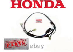 New Genuine Honda 1999 2004 Trx400ex Trx 400 Ex Oem Factory Wire Harness