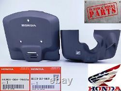 New Genuine Honda 2003 2019 Ruckus 50 Nps50 OEM Mettalic Matte Gray Cover Set