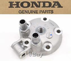 New Genuine Honda Cylinder Head 98 99 CR125 R OEM Top End #D44