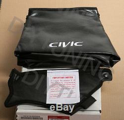 New Rare Oem Geniune Honda 96-98 CIVIC Ek Front Hood Bra Only D16 Ek8 B16a B16