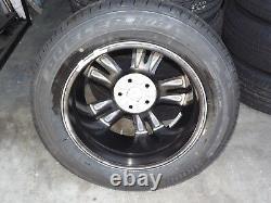 OEM (1) 2018 Honda Pilot EX 18 alloy rim wheel + Bridgestone tire + TPMS sensor