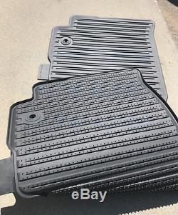 OEM Honda Odyssey High Wall All Season Floor Mat Set & Cargo Tray 2018- 2020