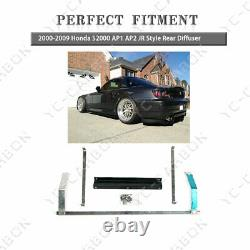 ONLY Hardware Kit J-A Style Rear Diffuser For 2000-2009 Honda S2000 AP1 AP2
