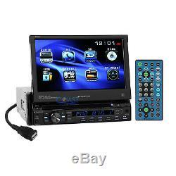 Planet Audio 7 Bluetooth Car Radio Stereo Dash Kit Harness for 1986-1999 Honda