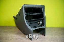 Rare 2 Din Grey Honda CIVIC 92 95 Oem Center Console Edm Eg Eg6 Eg9 Jdm Sir Vti