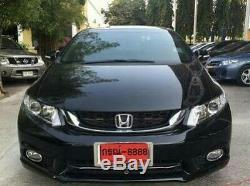 Stanley Projector Headlight 2012-15 Honda Civic FB 9th Sedan Front Right Left JD