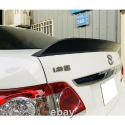 Stock PUF 495 FG Type Rear Trunk Spoiler Wing For 20082012 Honda Accord Coupe