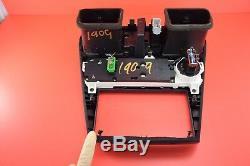 T2 98-02 Honda Accord Dash Vent Bezel Climate Control Heater A/C S84-A400M